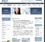 愛知大学経営学部